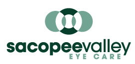 Sacopee Valley Eye Care Logo