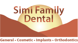 Simi Family Dental logo