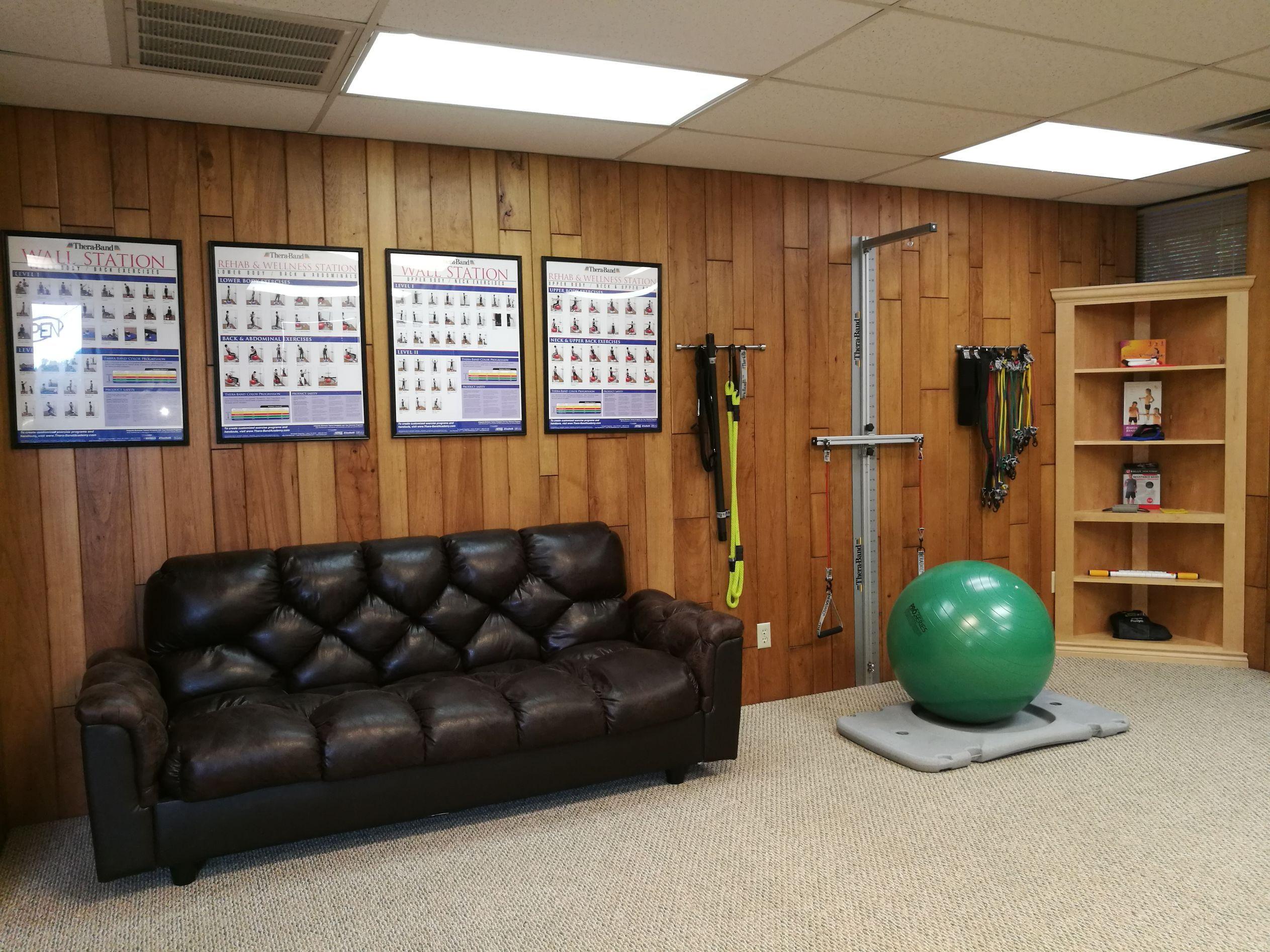 Rehab Station