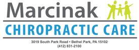 Marcinak Chiropractic Care Logo