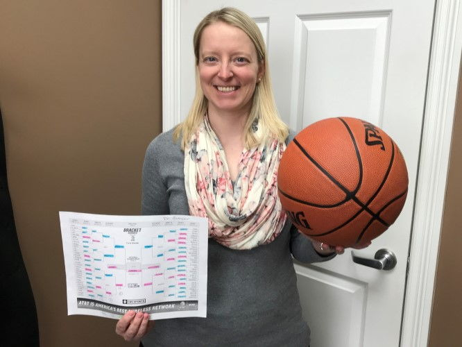 Psychologist March Madness