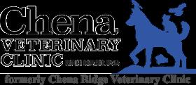 Chena Veterinary clinic logo