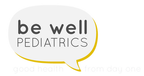 Be Well Pediatrics logo