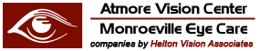 Atmore Vision Center Monroeville Eye Care Logo