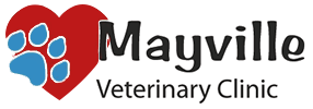 Mayville Veterinary Clinic Logo