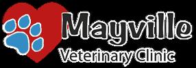 Mayville Veterinary Clinic Logo