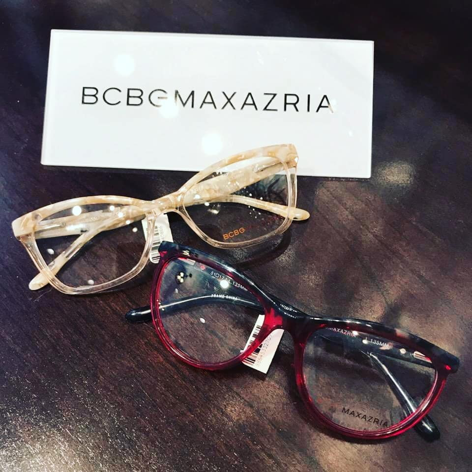 BCBG Red and White