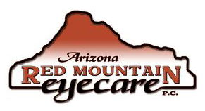 ARIZONA RED MOUNTAIN EYECARE LOGO
