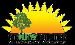 Renewed life Chiropractic center Logo