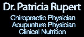 Dr. Patricia Rupert DC, L.Ac.