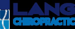 Lang Chiropractic Logo