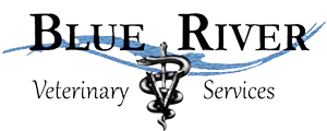 Blue River Veterinary Services Logo