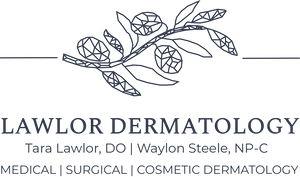 Lawlor Dermatology Logo
