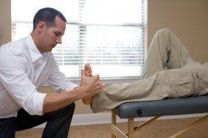Plantar fasciitis -Tarsal tunnel - Foot pain
