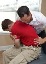 Low back pain -radiating pain - strain/sprain