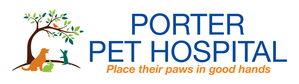 Porter Pet Hospital Logo