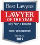Best Lawyers 2019 Cadicina