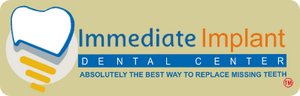 Immediate Implant Dental Center Logo