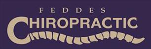 FEDDES Chiropractic Logo