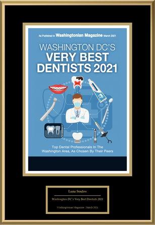 Very Bets Dentist 2021
