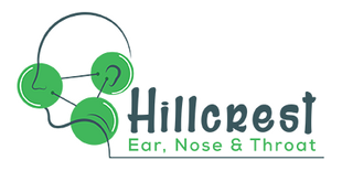 Hillcrest ENT logo, otolaryngology san diego, ear nose and throat doctor