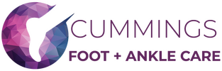 Cummings Foot and Ankle Logo
