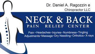 Neck and Back Pain Relief center