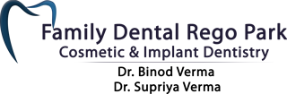 Family Dental Rego Park logo