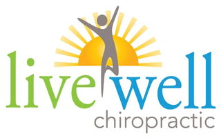 Live Well Chiropractic Logo