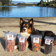 dog_treats_lake_sand_australian_shepard_soulyraw_dogtreats