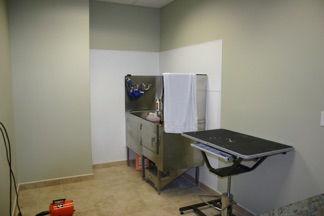 Grooming Room