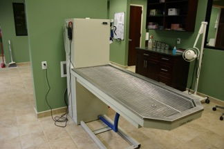 Lift Table for Dental and non sterile procedures.