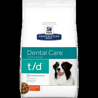 Hills Science Diet Dental Care Diet t/d