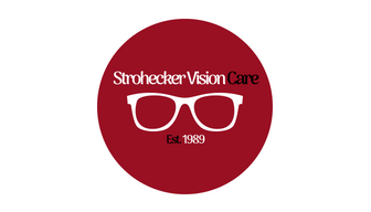 STROHECKER VISION CARE LOGO