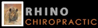 Rhino Chiropractic Logo
