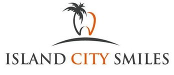 Island City Smiles Logo w/ Text
