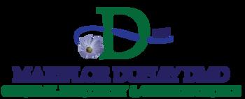 Mariflor Duhay DMD logo