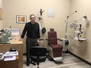 Dr. Steven Israel, Optometrist