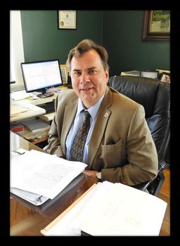 Attorney Ralph Sczygelski