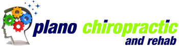 Plano Chiropractic and Rehab logo