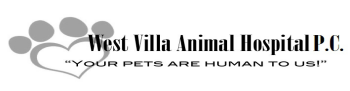 West Villa Animal Hospital Logo