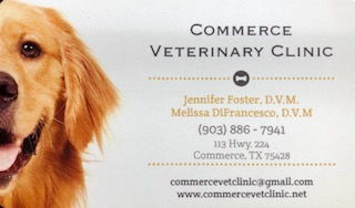 Commerce Veterinary Clinic