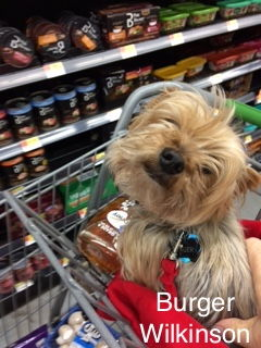 burger shopping