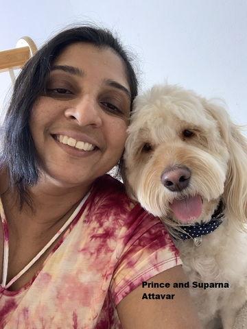 Prince and Suparna
