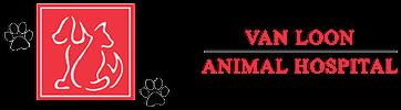 VAN LOON Animal Hospital Logo