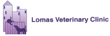 Lomas Veterinary Clinic logo