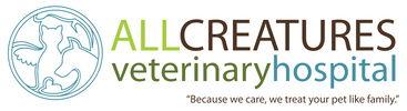 all creatures vet logo
