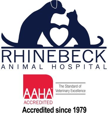 Rhinebeck Animal Hospital Logo