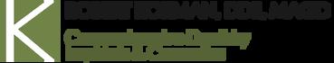 Robert Korman, DDS, MAGD Logo