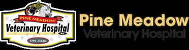 Pine Meadow Veterinary Hospital Logo